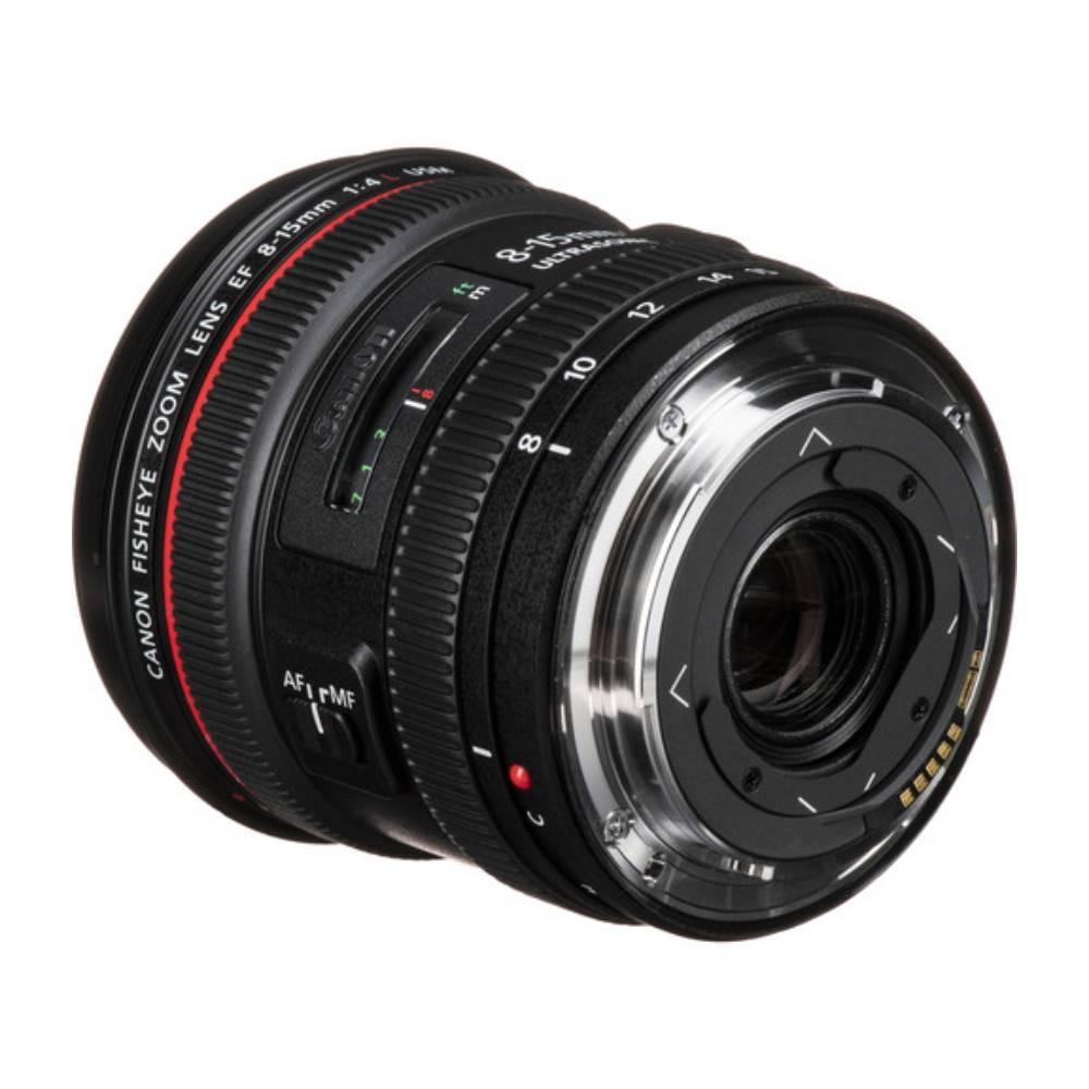 [USED] Canon EF 8-15mm f/4L Fisheye USM Fisheye Ultra-Wide