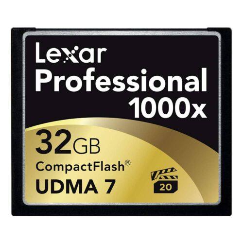 Lexar Professional 1000x CF Card 32Gb