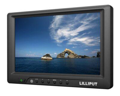 LILLIPUT 669GL-70NPC 7″ Non-Touch Monitor